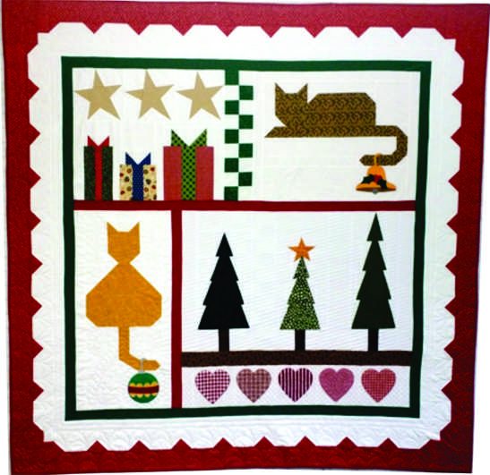 Christmas Cat Sampler